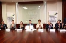 Hidalgo firma Acuerdo de Adhesión para la consolidación del Sistema de Justicia Penal5