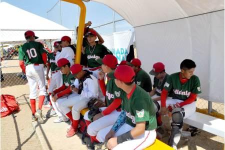 Hidalgo inicia participación en béisbol y esgrima de Olimpiada Nacional 2018