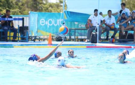 Hidalguenses en ciclismo, polo acuático y esgrima continúan en Olimpiada Nacional4