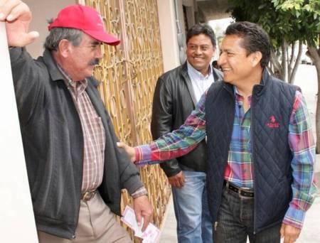Humberto Calixto exhortó a estructura priista a mantenerse en unidad y redoblar esfuerzos1
