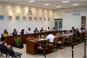 IEEH aprueba la sustitución de cinco candidaturas a diputados locales; tres de propietarios y dos suplentes