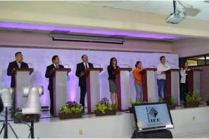 """IEEH realiza segundo """"Debate por Hidalgo"""" en el Distrito 02 Zacualtipán4"""
