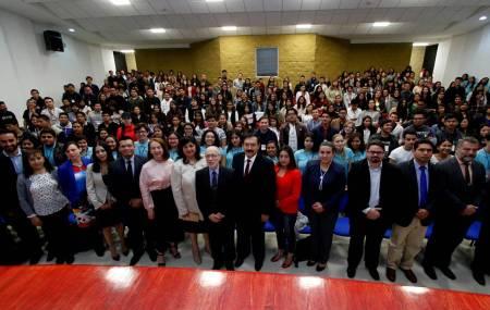 Inicia actividades Congreso Nacional de Estudiantes de Comercio en UAEH.jpg
