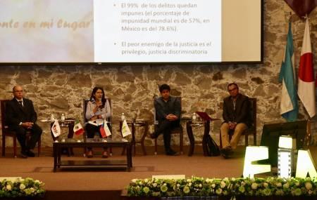 Inician actividades de mesas de diálogo del coloquio internacional del FINI2.jpg