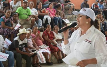 Isabel Alfaro apoyará revocación de mandato a servidores públicos que propone AMLO