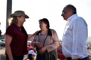 Isabel Alfaro y Antonio Hernández promoverán acciones para hacer frente a rezago actual que vive la ciudadanía