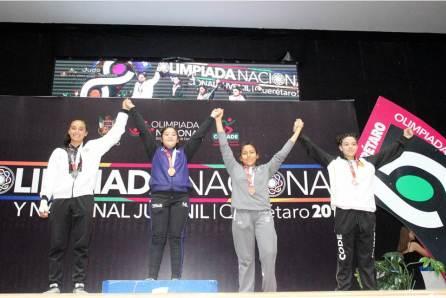 Judo abrió con oro y plata en Olimpiada Nacional 2018-2