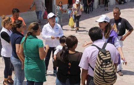 Karina Ambriz trabajará para que se garantice la salud de los sectores vulnerables de Hidalgo2
