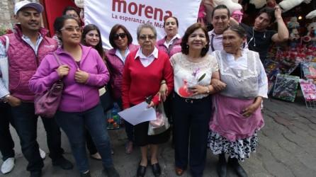 Lidia García gestionará más recursos para reactivar la economía de Hidalgo