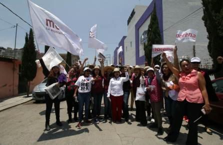 Lidia García se compromete a fiscalizar que cada peso que transfieran al estado y a sus municipios por parte de la Federación sean bien aplicados