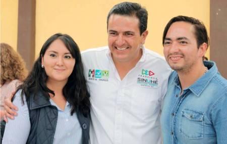 Los comerciantes de Zempoala, forman parte de la agenda legislativa de Sinuhé Ramírez1