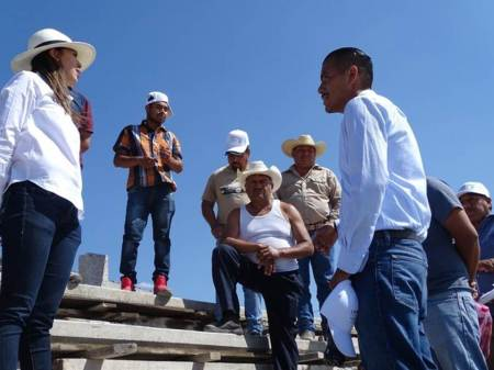 Lupita Cruz, irá al debate