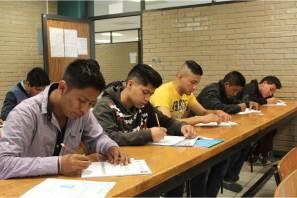 Más de 700 aspirantes presentaron examen de admisión en la UTSH