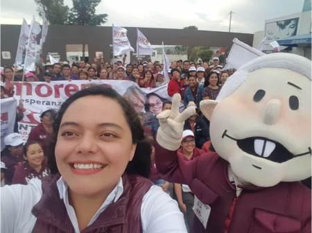 Más oportunidades para educación con Rox Montealegre y Morena