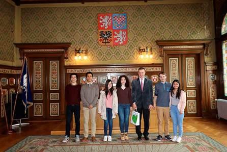 Movilidad internacional, la mejor experiencia, alumnas de UAEH3