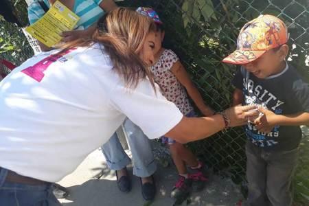 Nancy Luna Zúñiga trabajará a favor de la niñez para que tengan un mejor bienestar3