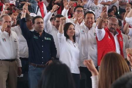 Nuvia Mayorga será una senadora que generará condiciones para la prosperidad, René Juárez Cisneros
