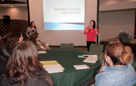 Organiza SEPH talleres de manejo de emociones y de protocolos en caso de acoso escolar