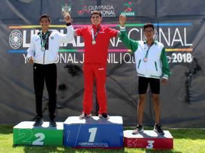 Par de platas para Hidalgo en el Nacional Juvenil