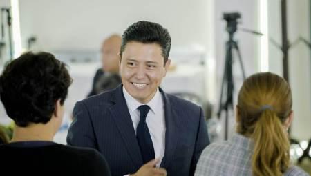 """Pondré en marcha la plataforma """"Iniciativa Hidalgo"""" para escuchar directamente y garantizar soluciones a la ciudadanía, Edwin Hernández"""