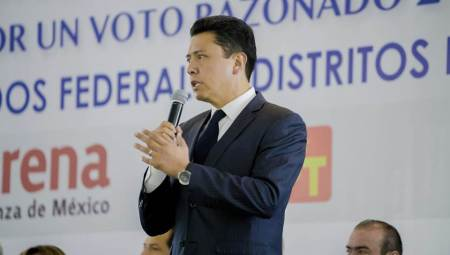 """Pondré en marcha la plataforma """"Iniciativa Hidalgo"""" para escuchar directamente y garantizar soluciones a la ciudadanía, Edwin Hernández2"""