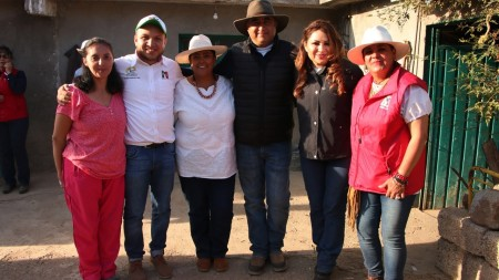 Propone Emilse Miranda becas estudiantiles y oportunidades laborales para los jóvenes