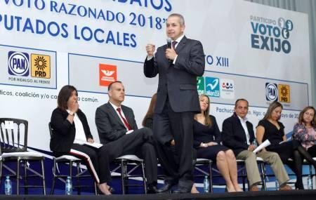 Propuestas claras presenta Sergio Baños en foro de Coparmex.jpg