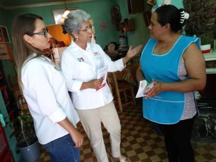 Reforzar programas de prevención y tratamiento de obesidad, compromete Paquita Ramírez4
