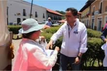 Respaldaré al pequeño comercio de Real del Monte, Alex González3