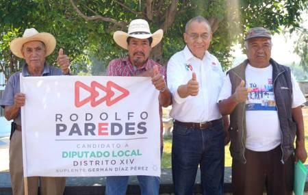 Rodolfo Paredes continúa con sus recorridos por el distrito de Tula2