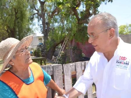 Rodolfo Paredes legislará por el respeto y cuidado de los adultos mayores2