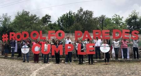 Rodolfo Paredes sí cumple, señalan vecinos de Tula2