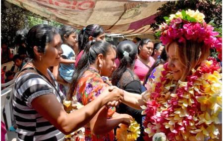 Sayonara Vargas, a favor de recuperar, fortalecer y difundir las lenguas maternas1