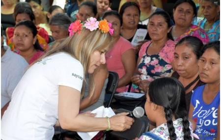 Sayonara Vargas, a favor de recuperar, fortalecer y difundir las lenguas maternas2