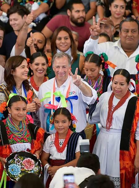 Se compromete José Antonio Meade a hacer equipo con Michoacán para impulsar su desarrollo económico