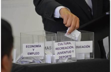 """Se realiza sexto """"Debate por Hidalgo"""" en el Distrito 06 Huichapan2"""