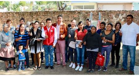 Seguridad e infraestructura escolar, se atenderán desde el congreso local, Humberto Calixto