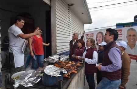 Servicios públicos de calidad merecen la ciudadanía afirman candidatos de Morena