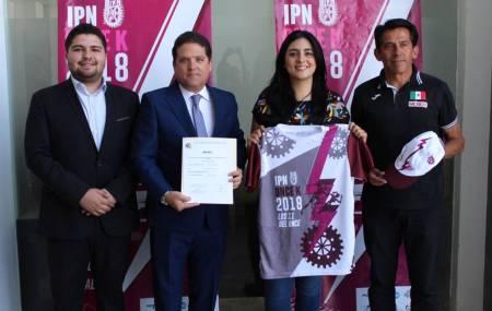 Sexta edición de la carrera atlética IPNONCE K 2018