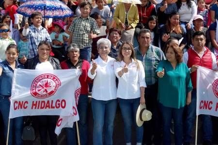 Sociedad más preparada, un país con progreso, Francisca Ramírez