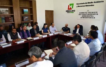 Suspenden clases los próximos dos días para escuelas públicas y privadas de todos los niveles de Pachuca y Mineral de la Reforma1