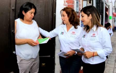 Sylvia López propone mejorar la seguridad para el distrito que representa1