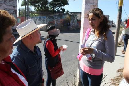 Trabajar por la equidad de las mujeres y recibir servicios de salud de calidad, Lorenzo Arroyo
