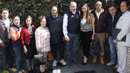 Trabajo conjunto con asociaciones civiles, pide Sergio Baños2