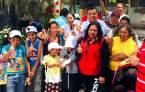 Trabajos bien remunerados, que dignifiquen a la familia, propone Jaime Galindo1