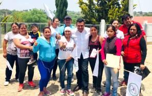 Trabajos bien remunerados, que dignifiquen a la familia, propone Jaime Galindo2