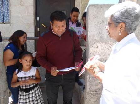 Transparencia y rendición de cuentas claras, Francisca Ramírez3