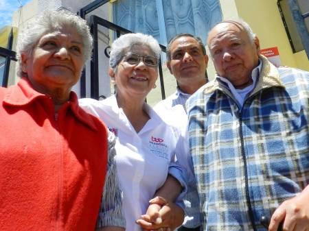 Una activa agenda legislativa para adultos mayores propone, Paquita Ramírez.jpg