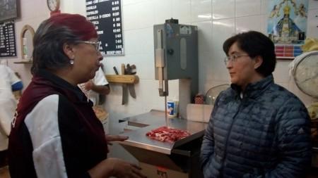 Urge fortalecer el pequeño y mediano comercio, Corina Martínez