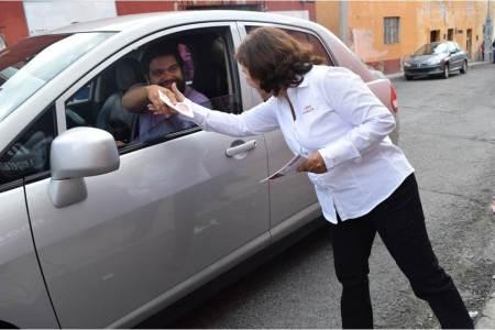 Urge reordenamiento en la zona metropolitana de Pachuca, Lidia García